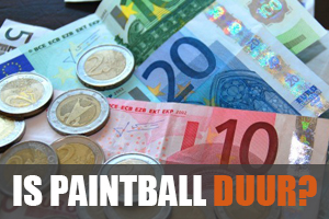 Is paintball duur